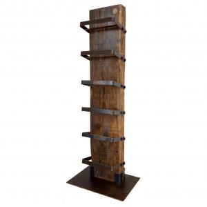 reclaimed timber wine rack - The Heavy drinker