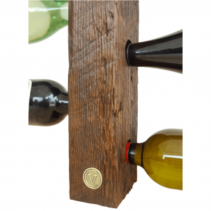 Wall mounted wine rack - Legless