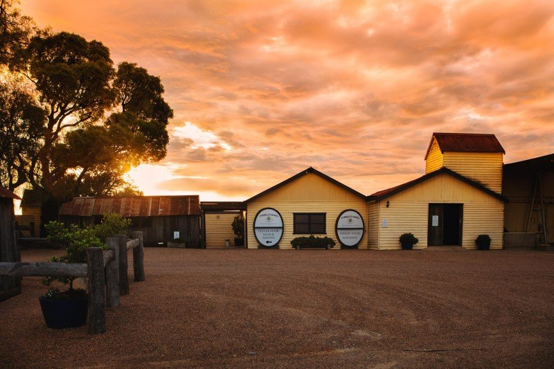 wineries in hunter valley for sparkling