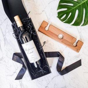 wine caddy gift box