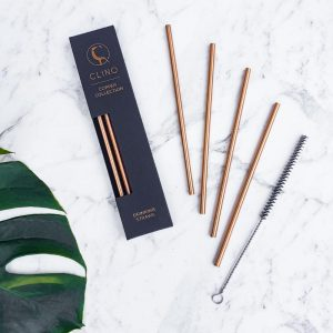 Copper Straws