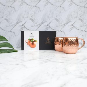 100% Copper Mugs Moscow Mule