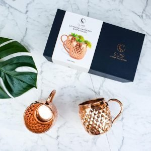 100% Copper Mugs