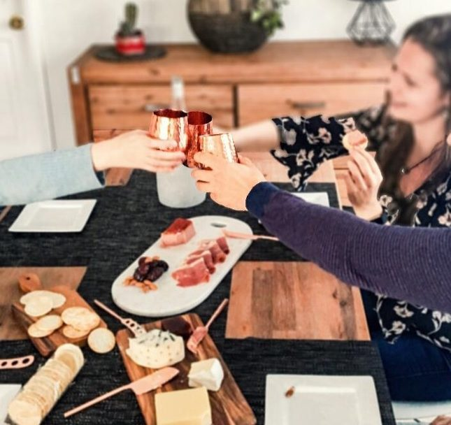 Easy Wine and Cheese Pairings