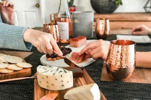 sauvignon blanc and goat cheese pairing