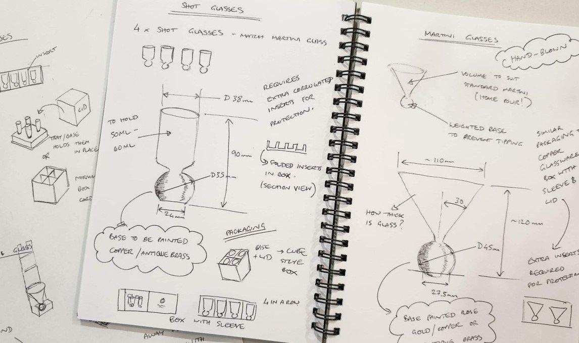 CLINQ design process