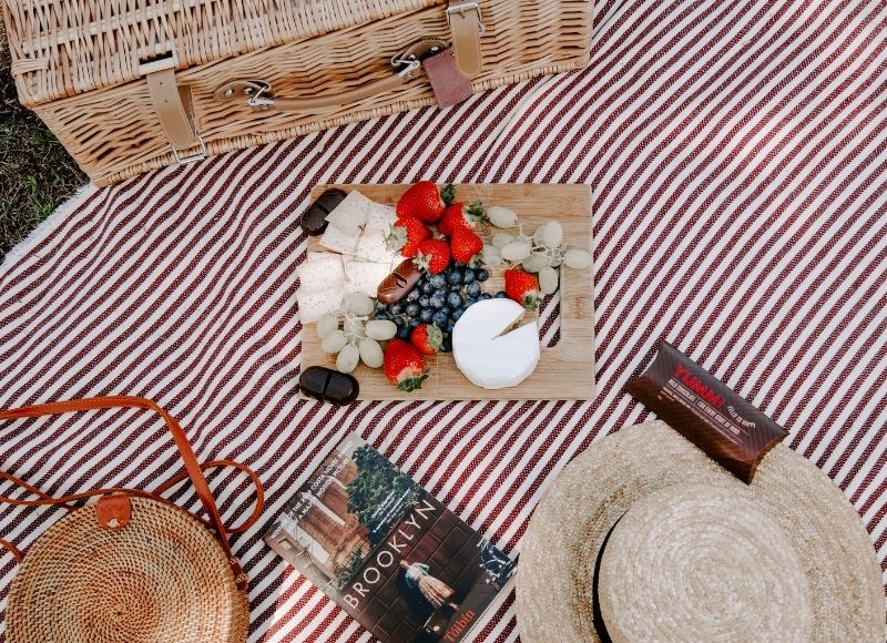 The perfect picnic rug