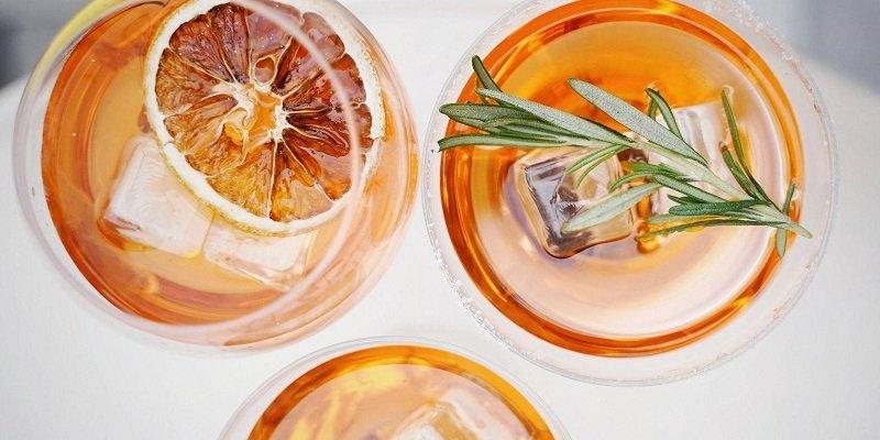 CLINQ Copper Glassware